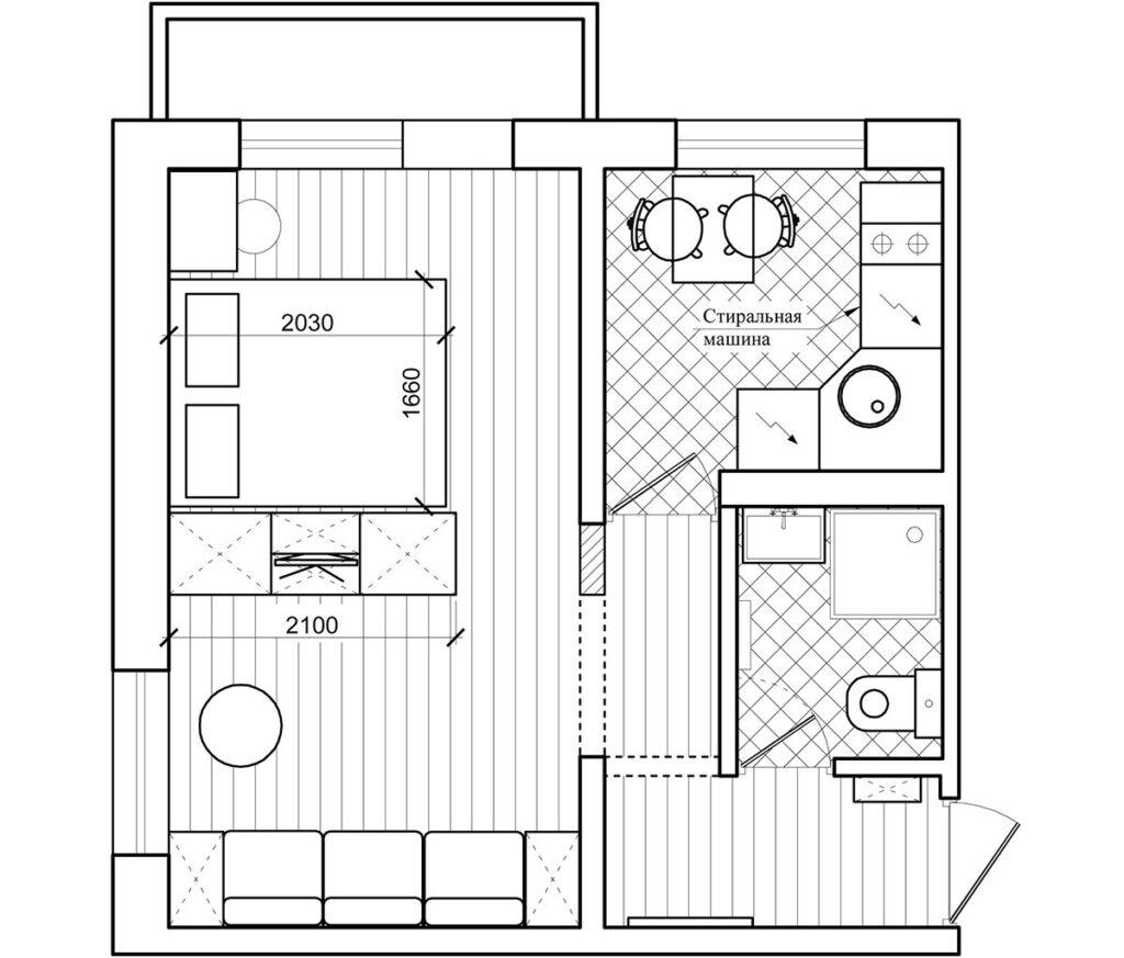 Картинка - План квартиры