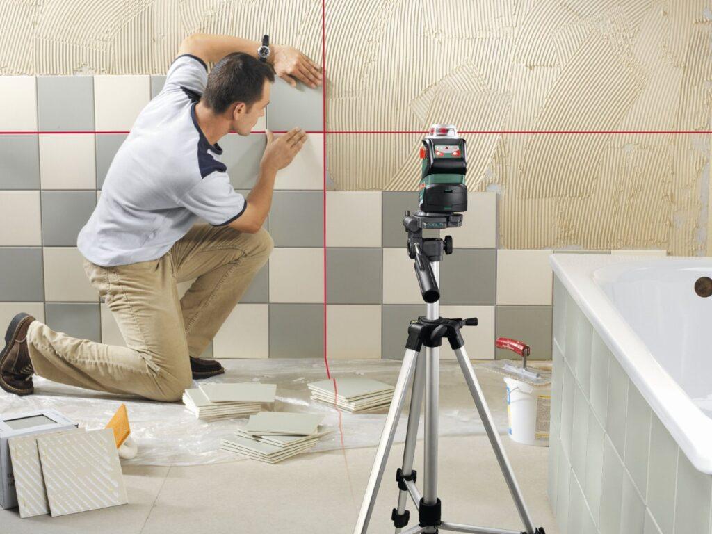 Фото - Профессиональная укладка плитки