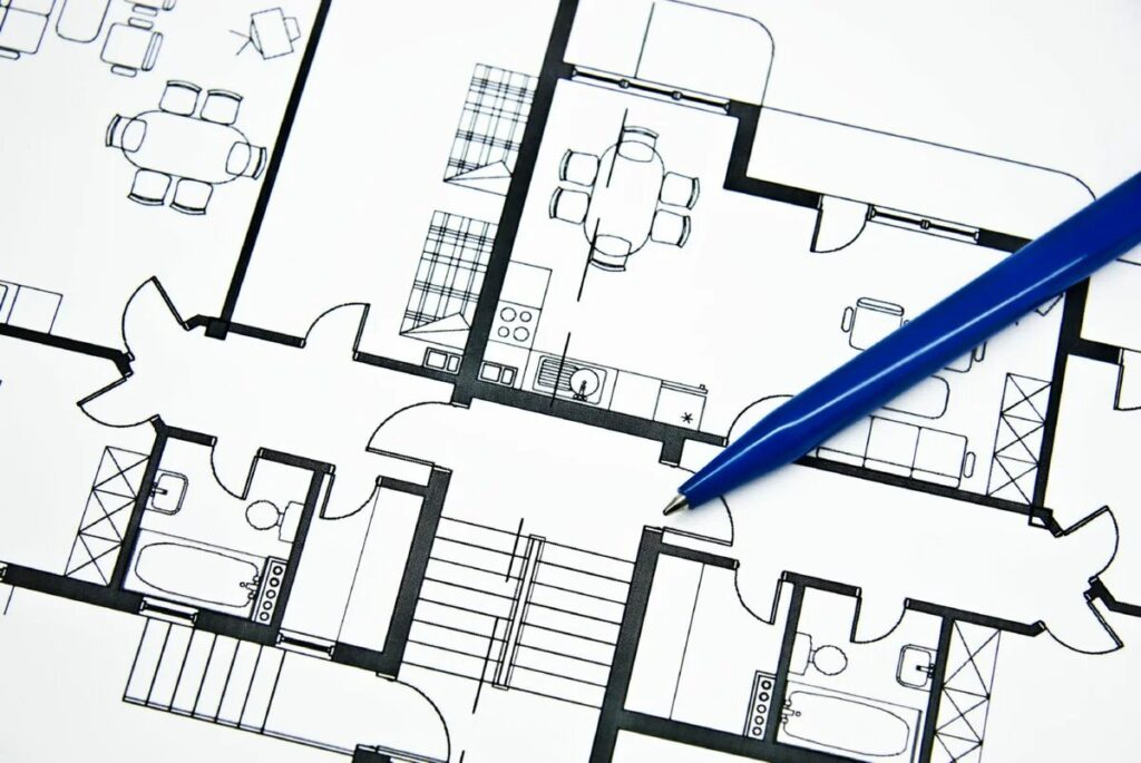 Фото - Схема жилых помещений